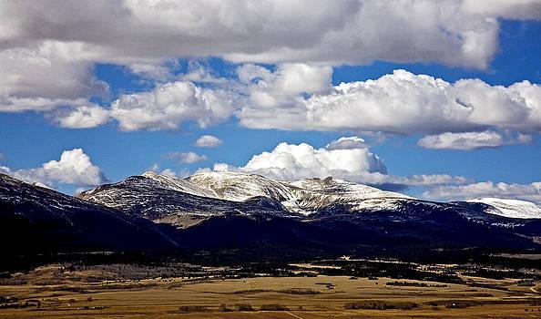 Mountain Landscape by Patrick Derickson