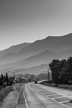 Mountain Layers  by Maik Tondeur