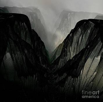 Gail Matthews - Mountain Mist and Fog