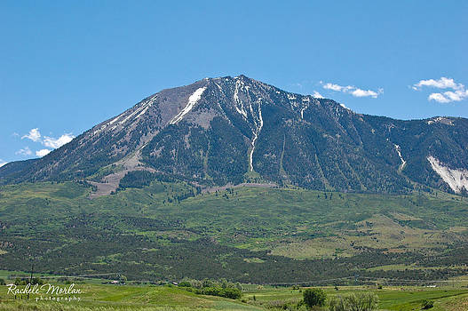 Mountain Peak by Rachele Morlan