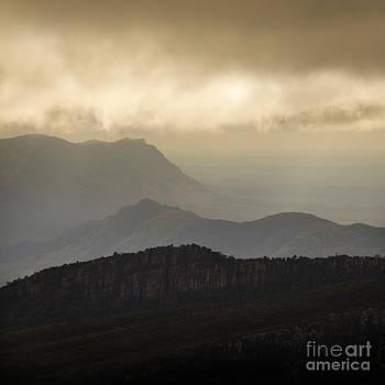 Tim Hester - Mountain Ridges