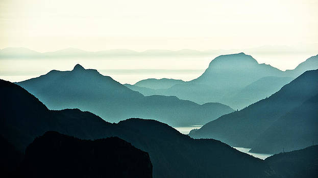 Mountain Scapes by Dirk Lightheart