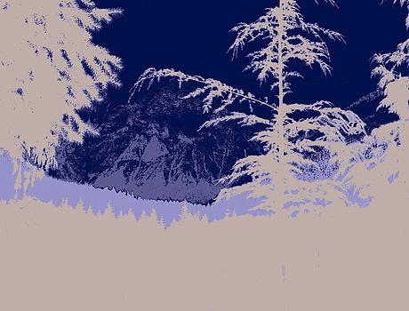 Mountain Tree by Susan Norton