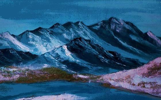 Anne-Elizabeth Whiteway - Mountain View