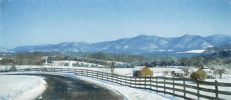 Mountain View by Kathy Jennings