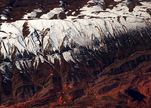 Jenny Rainbow - Mountains. Aerial. Beauty of Our Planet