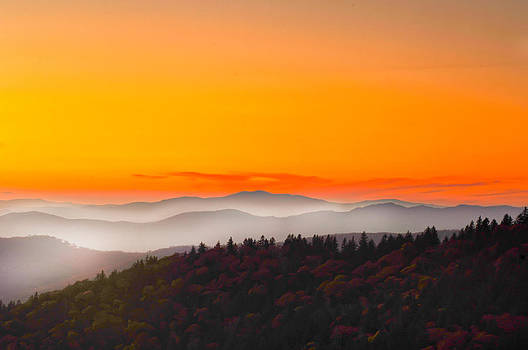 Randall Branham - Mountains of Smoke