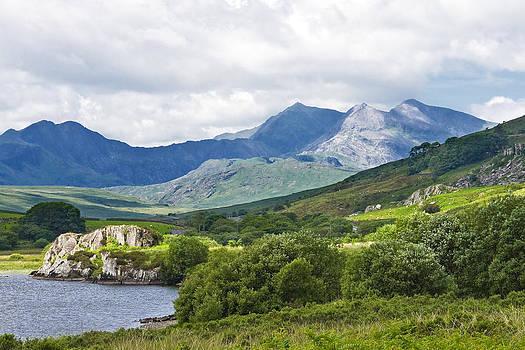 Jane McIlroy - Mountains of Snowdonia