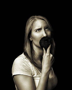 Movember Eighth by Ashley King