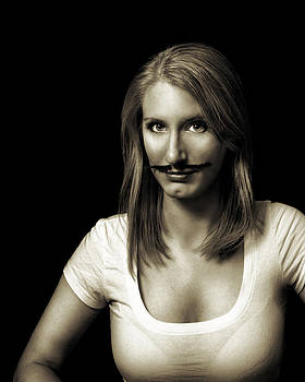 Movember Second by Ashley King