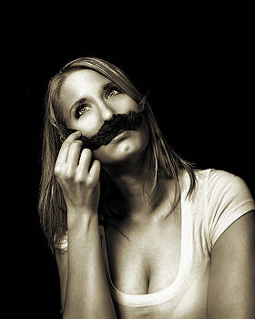 Movember Seventh by Ashley King