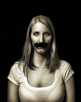 Movember Third by Ashley King