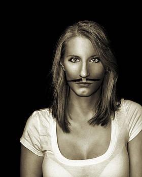 Movember Thirteenth by Ashley King