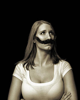Movember Twentyfirst by Ashley King