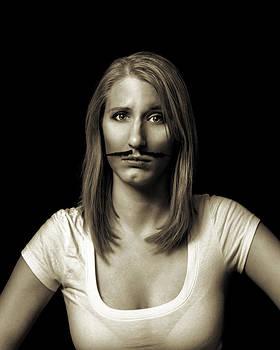 Movember Twentyseventh by Ashley King