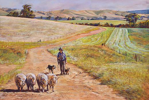 Moving the Rams by Lynda Robinson