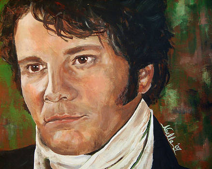 Mr. Darcy by Noelle Rollins