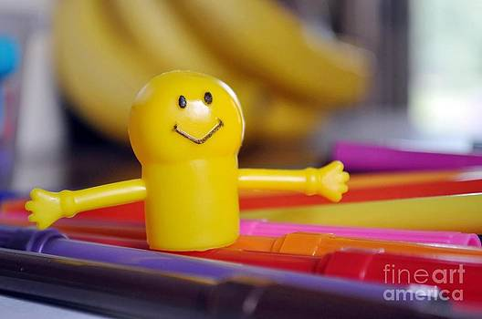 Mr. Smiley  by Heather Beck