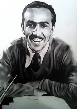 Mr. Walt Disney by Carl Baker