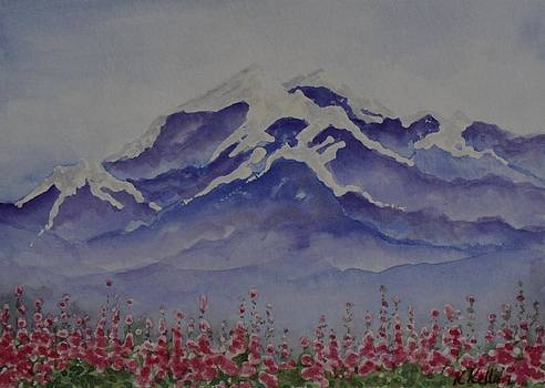 Mt. Drum by Kathleen Keller