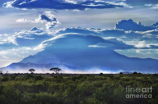 Kate McKenna - Mt Kilimanjaro