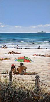Sylvia Kula - Mt Maunganui Beach 090209