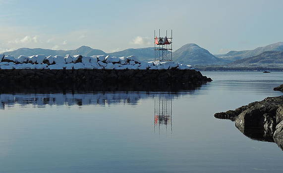 Mt. Point Winter by Karen Horn