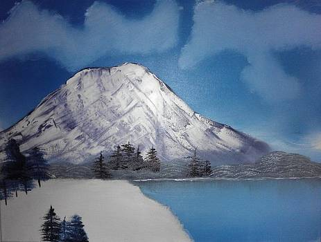 Mt. Rainier by Jared Swanson