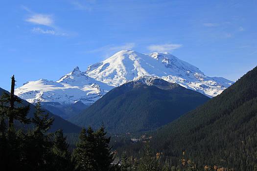 Mt. Rainier by Jeff Sommerfield
