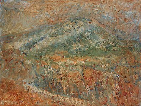 Mt. Tammany III by Stephen Washington