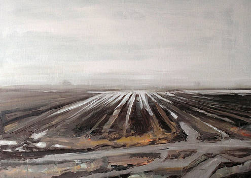 Muddy Fields by Paul Mitchell