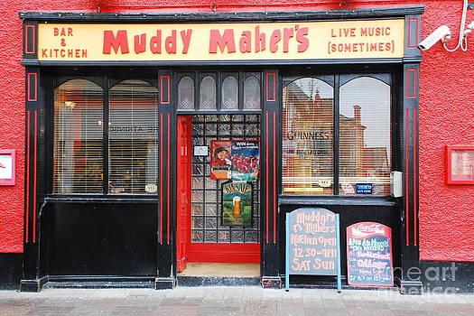 Joe Cashin - Muddy Mahers