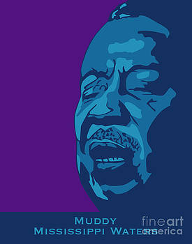 Muddy Mississippi Waters by Patrick Collins
