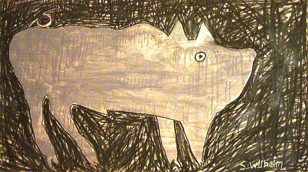 Muddy Pig by Esther Wilhelm Pridgen