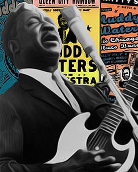 Muddy Waters by GR Cotler