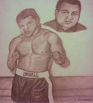 Muhammad Ali by Christy Saunders Church