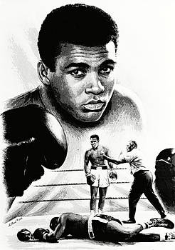 Muhammad Ali The Greatest by Andrew Read
