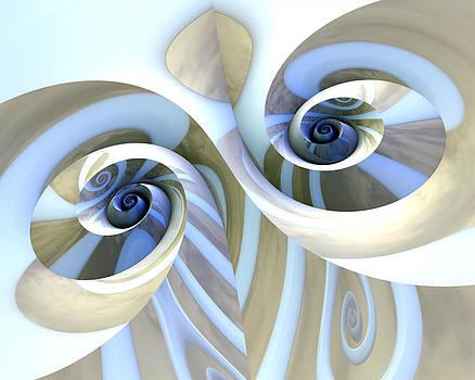 Multi-Swirl by Kevin Trow