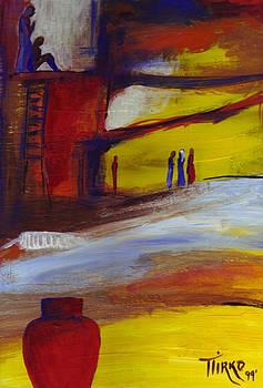 Mundo Abstract 66 by Mirko Gallery