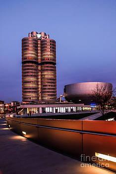Hannes Cmarits - munich - BMW office - vintage