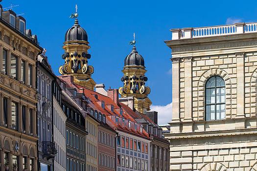 Munich by Juergen Klust