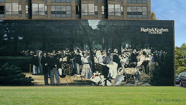 Mural on the Park by Bill Jonas