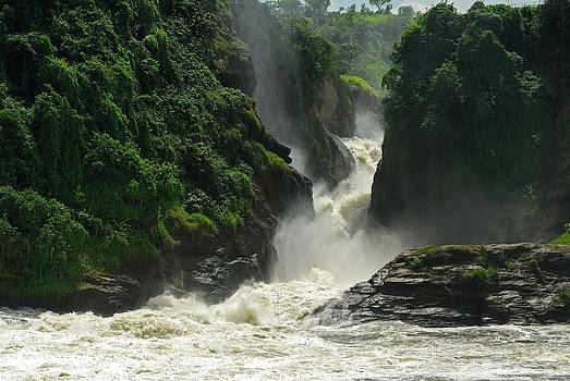 Murchison Falls 2 by Stefan Carpenter