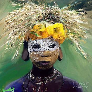 Muris tribe africa by Vannetta Ferguson