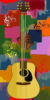 Music- Colors Of The Soul by Isaac Bineyson