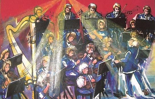 Music by Jorge Parellada
