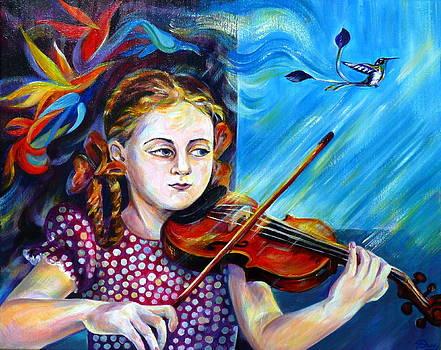 Anna  Duyunova - Music Lessons