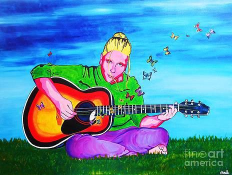 Musical Metamorphosis by Bonnie Cushman