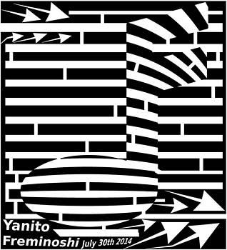 Musical Note Maze by Yanito Freminoshi