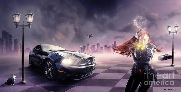Mustang by Bruno Santoro